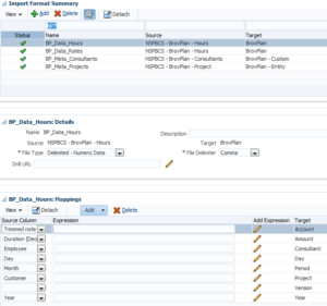 Connecting two Clouds - NetSuite to Oracle PBCS Cloud-to