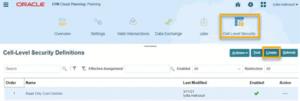 Oracle Cloud EPM Planning 1